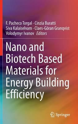 Nano and Biotech Based Materials for Energy Building Efficie (BOK)