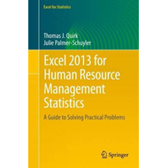 Excel 2013 for Human Resource Management Statistics (BOK)