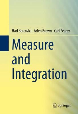 Measure and Integration (BOK)