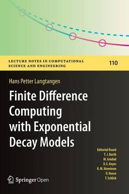 Finite Difference Computing with Exponential Decay Models (BOK)
