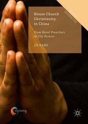 House Church Christianity in China (BOK)