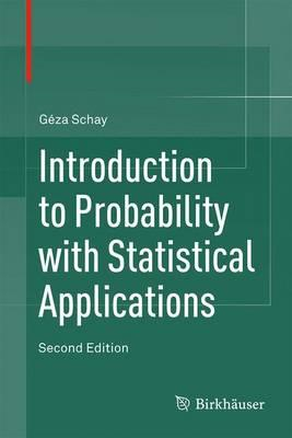 Introduction to Probability with Statistical Applications (BOK)