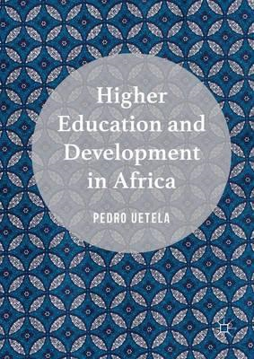 Higher Education and Development in Africa (BOK)