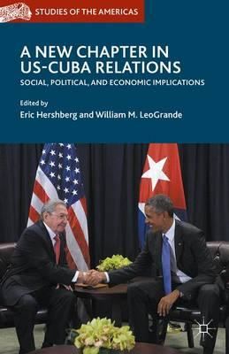 New Chapter in US-Cuba Relations (BOK)