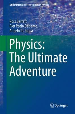 Physics: The Ultimate Adventure (BOK)