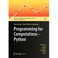 Programming for Computations - Python (BOK)