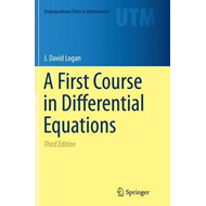 First Course in Differential Equations (BOK)