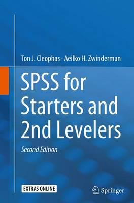 SPSS for Starters and 2nd Levelers (BOK)