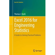 Excel 2016 for Engineering Statistics (BOK)