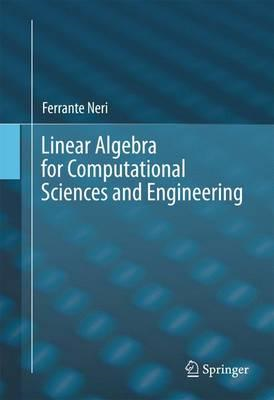 Linear Algebra for Computational Sciences and Engineering (BOK)