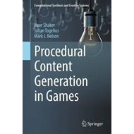 Procedural Content Generation in Games (BOK)