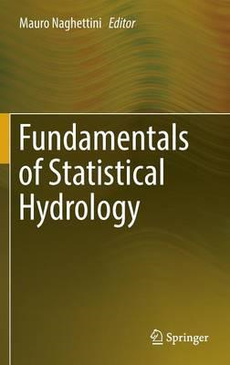 Fundamentals of Statistical Hydrology (BOK)