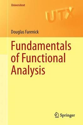 Fundamentals of Functional Analysis (BOK)