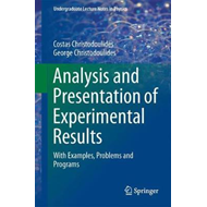 Analysis and Presentation of Experimental Results (BOK)