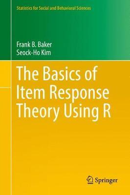 Basics of Item Response Theory Using R (BOK)