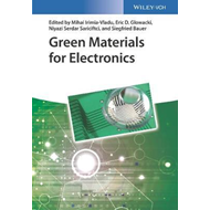 Green Materials for Electronics (BOK)