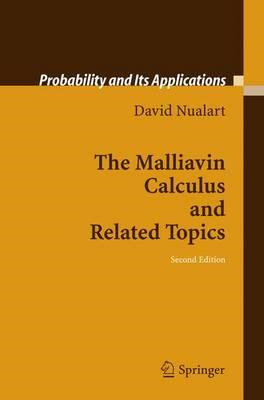 Malliavin Calculus and Related Topics (BOK)