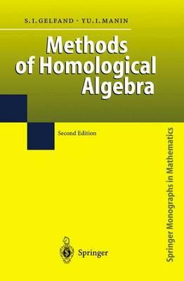 Methods of Homological Algebra (BOK)