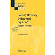 Solving Ordinary Differential Equations I (BOK)