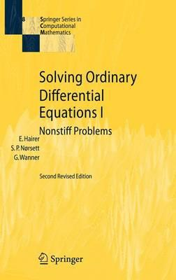 Solving Ordinary Differential Equations (BOK)