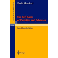Red Book of Varieties and Schemes (BOK)