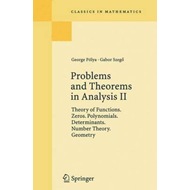 Problems and Theorems in Analysis II (BOK)