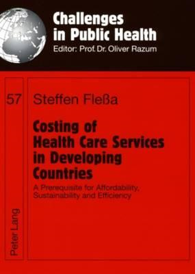 Costing of Health Care Services in Developing Countries (BOK)