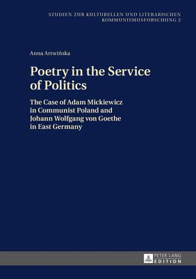Poetry in the Service of Politics (BOK)