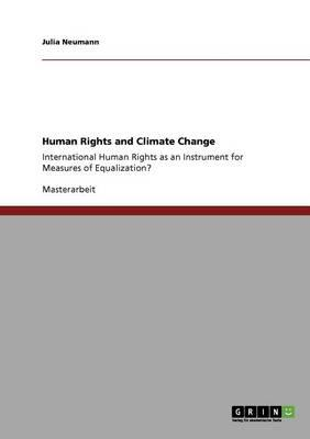 Human Rights and Climate Change (BOK)