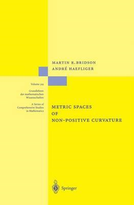 Metric Spaces of Non-Positive Curvature (BOK)
