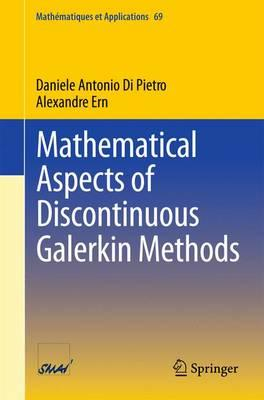Mathematical Aspects of Discontinuous Galerkin Methods (BOK)