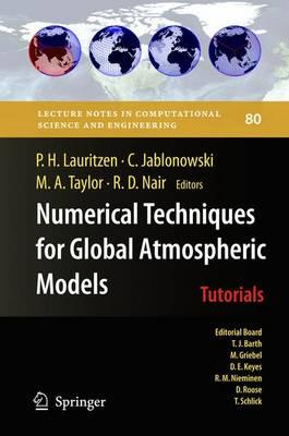 Numerical Techniques for Global Atmospheric Models (BOK)