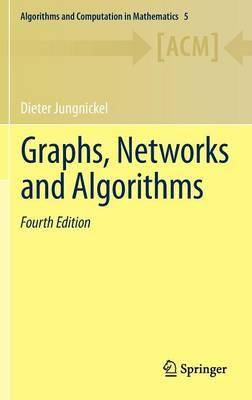 Graphs, Networks and Algorithms (BOK)
