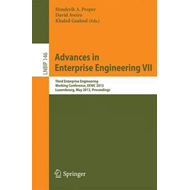 Advances in Enterprise Engineering VII (BOK)