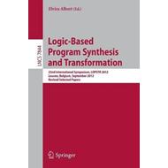Logic-Based Program Synthesis and Transformation (BOK)