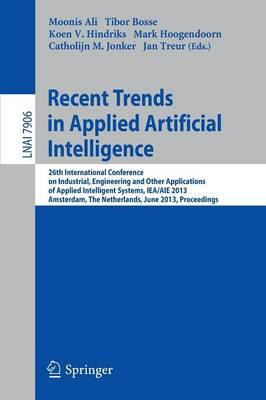 Recent Trends in Applied Artificial Intelligence (BOK)