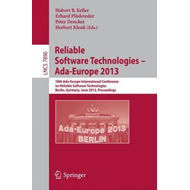 Reliable Software Technologies -- Ada-Europe 2013 (BOK)