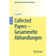Collected Papers - Gesammelte Abhandlungen (BOK)