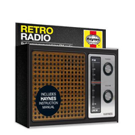 Haynes FM Retro Radio Kit (No Soldering) (BOK)