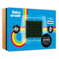 Haynes Retro Arcade Kit (BOK)