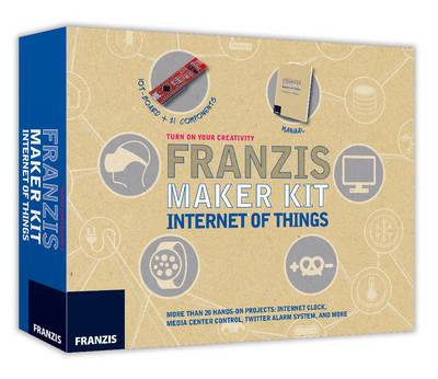 Franzis Internet of Things Maker Kit (BOK)