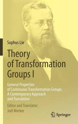 Theory of Transformation Groups I (BOK)