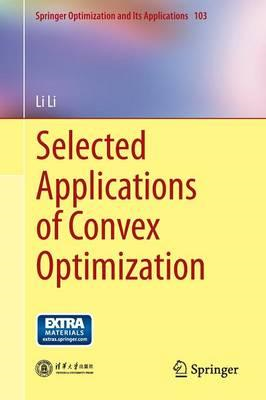 Selected Applications of Convex Optimization (BOK)