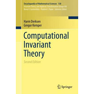 Computational Invariant Theory (BOK)