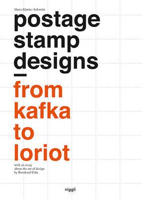Postage Stamp Designs: From Kafka to Loriot (BOK)