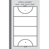 Field Hockey 2 in 1 Tacticboard and Training Workbook (BOK)