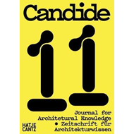 Candide. Journal for Architectural Knowledge (BOK)