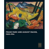 Produktbilde for Franz Marc and August Macke, 1909-1014 (BOK)