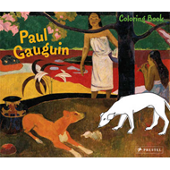 Produktbilde for Coloring Book Gauguin (BOK)