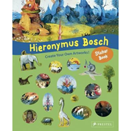 Hieronymus Bosch Sticker Book (BOK)